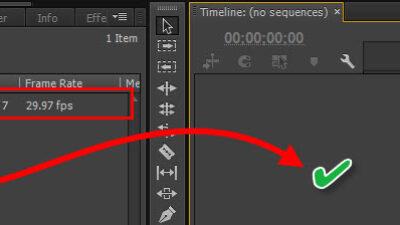 Menggunakan Adobe Premiere