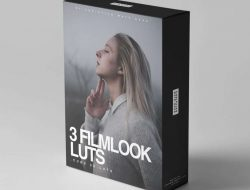 Free Download Filmlook LUTs Video For Sony