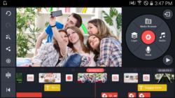 Cara Membuat Video di Handphone Menggunakan Kinemaster