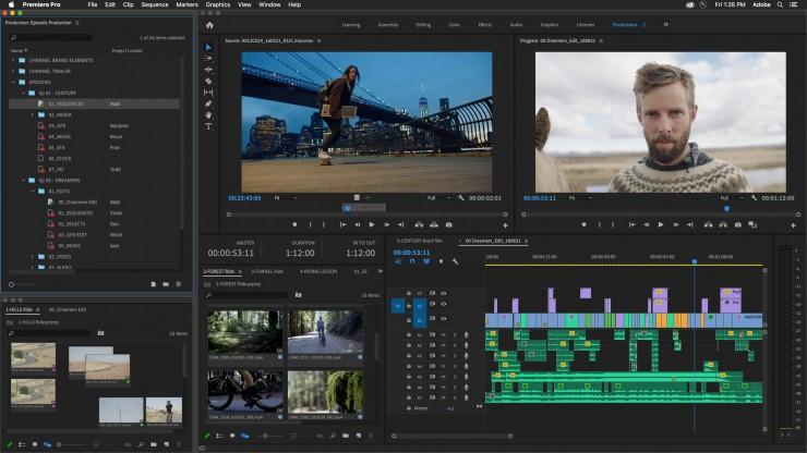 Tutorial Mengedit Video Menggunakan Adobe Premiere