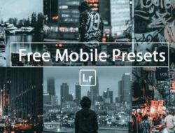 Cara Memasukkan Preset XMP ke Lightroom Mobile
